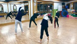ダンススクールギャビー 練馬校 スタジオ