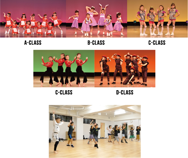 ダンススクールギャビー 中村橋校 インストラクター YUKI CLASS