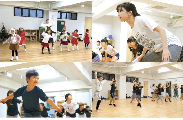 ダンススクールギャビー DANCE CLASS
