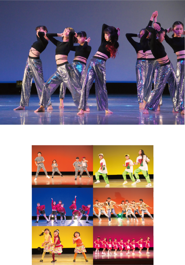 ダンススクールギャビー NEW LEAF